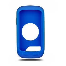 Garmin Edge 1000 Casing gummed, blue